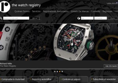 The Watch Registry